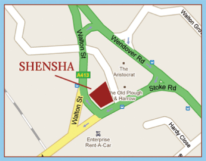 How to find Shensha